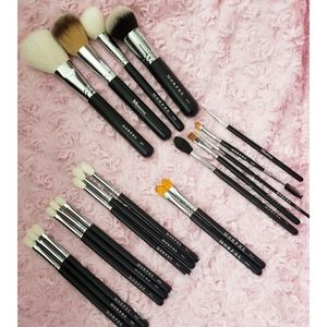 Morphe Brush set (from James Charles Brush Set)